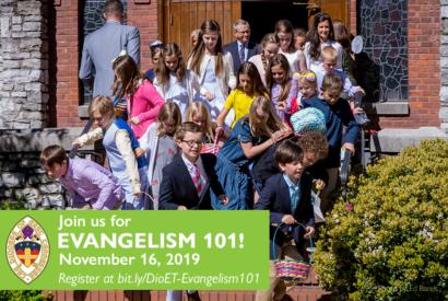 ETN Evangelism 2 Wesite Event