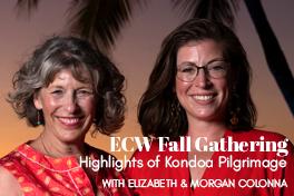 Liz and Morgan Colonna event