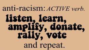 Dismantling Racism Logo