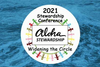 Aloha Stewardship Event Banner